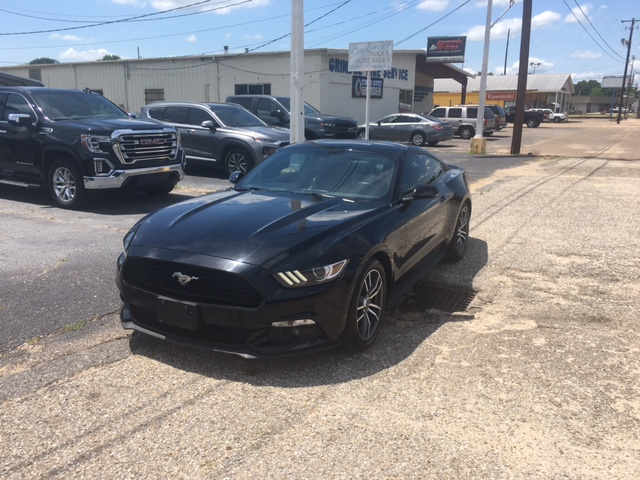 2017 FORD MUSTANG COUPE (CKBB)
