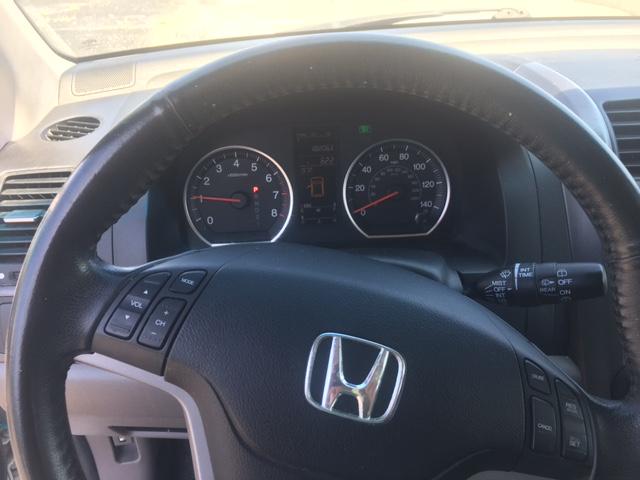 2007 HONDA CRV EXL (2228B)