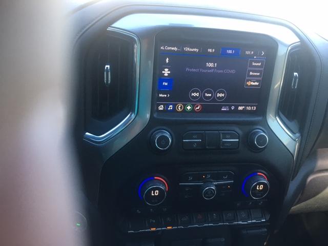 2019 CHEVROLET SILVERADO CREW CAB X31 (2251)